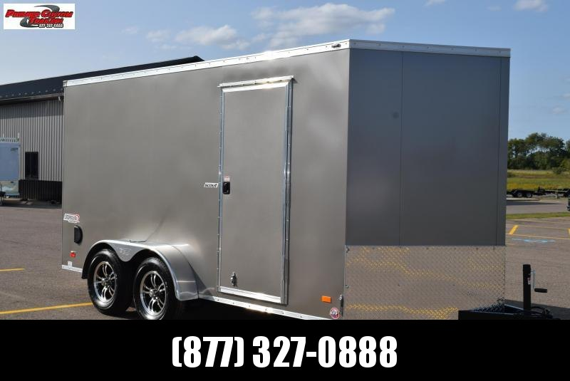 2021 BRAVO 7x14 SCOUT ENCLOSED CARGO TRAILER