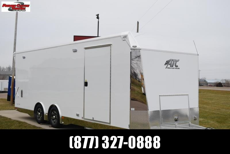 2020 ATC 24' QUEST X ALL ALUMINUM RACE HAULER