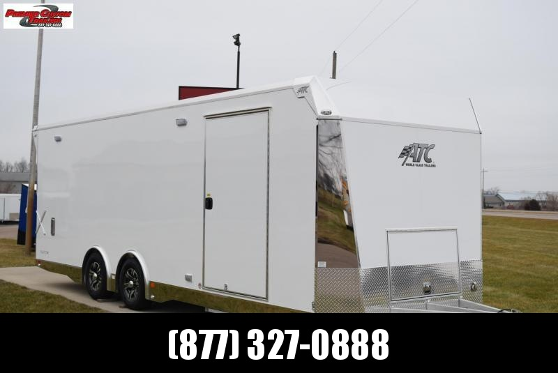 ATC 24' QUEST X ALL ALUMINUM RACE HAULER