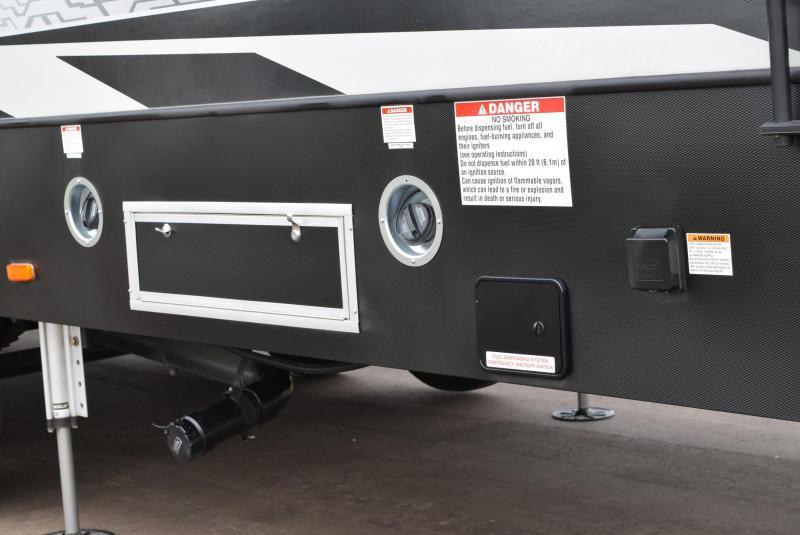 2018 Keystone RV Raptor 425TS Toy Hauler RV