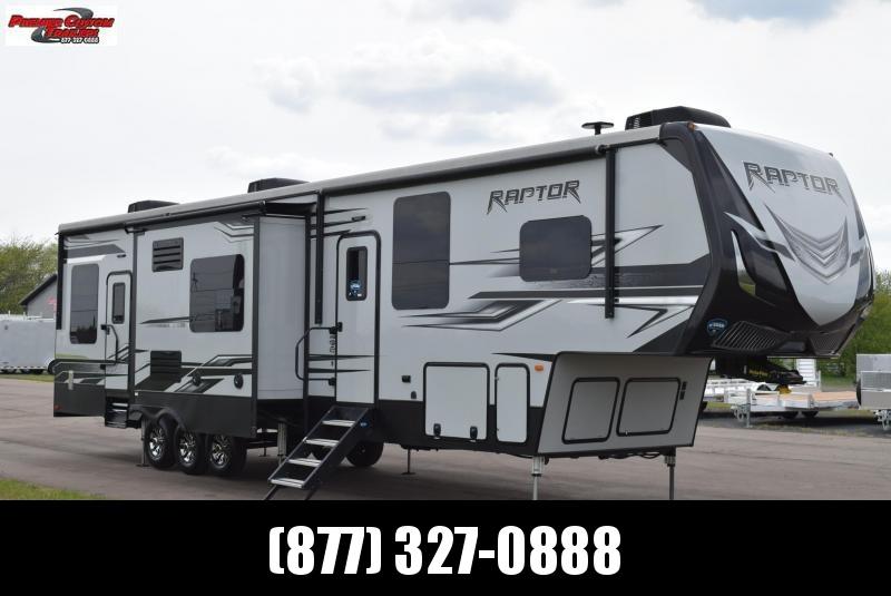 2019 Keystone RV Raptor 425TS Toy Hauler RV
