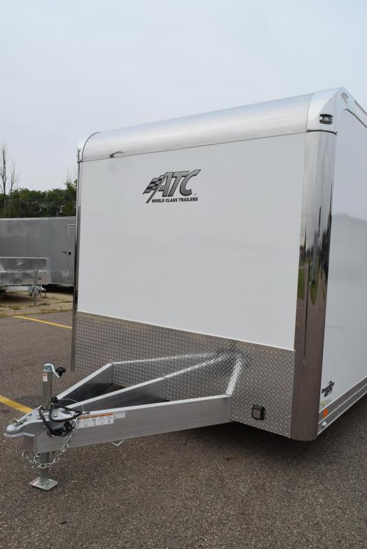 ATC 24' QUEST LIMITED ALUMINUM RACE HAULER