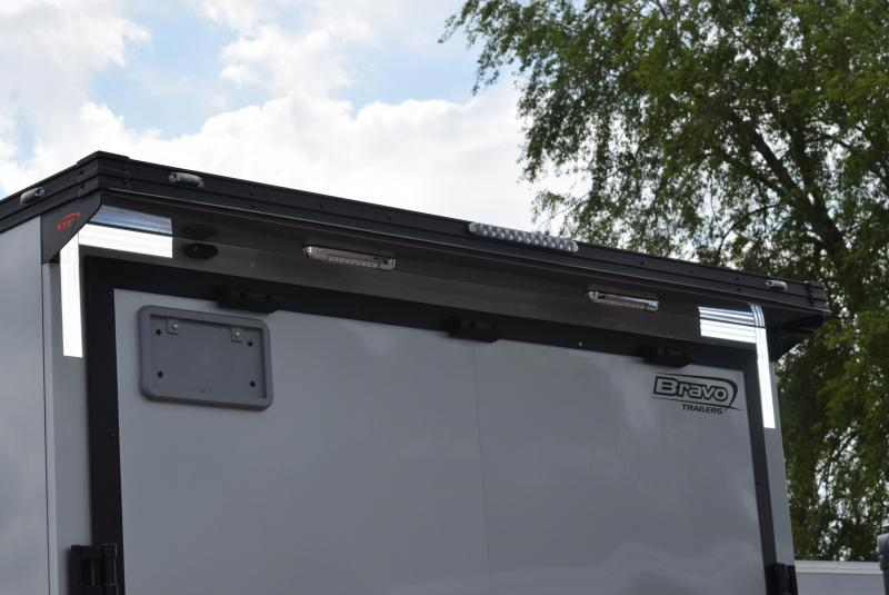 2021 BRAVO 36' STAR GOOSENECK RACE TRAILER