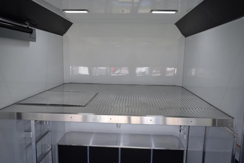 2020 ATC 26' QUEST ST305 STACKER ALL ALUMINUM RACE HAULER