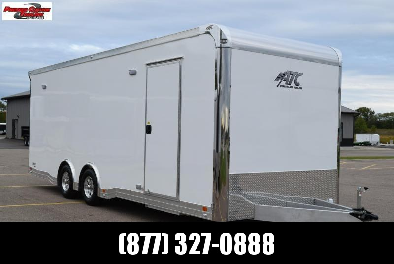 2020 ATC 24' QUEST ALL ALUMINUM RACE HAULER w/ CH405