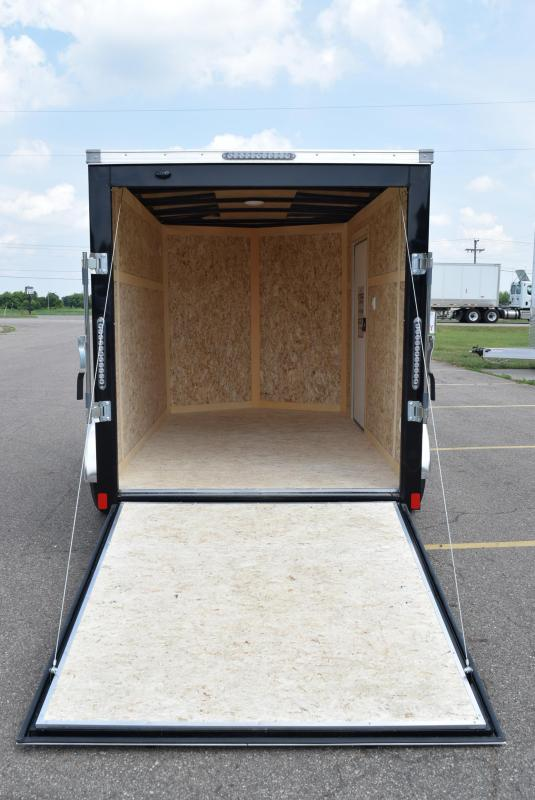 2020 BRAVO SCOUT 6x10 ENCLOSED CARGO TRAILER