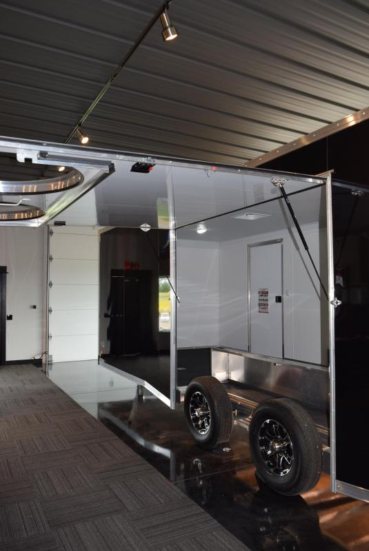 2020 BRAVO SILVER STAR 22' ALUMINUM ENCLOSED CAR HAULER