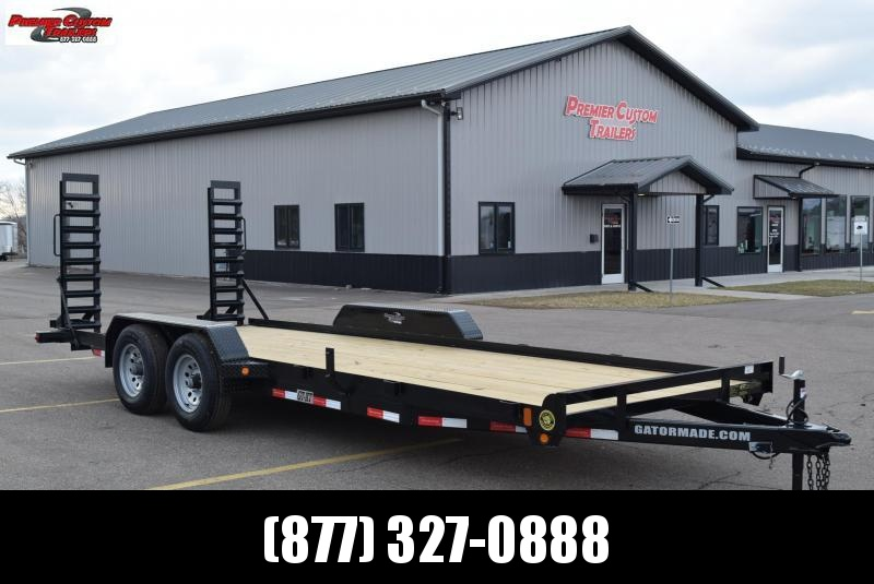 GATORMADE 20' GT-XT EQUIPMENT TRAILER