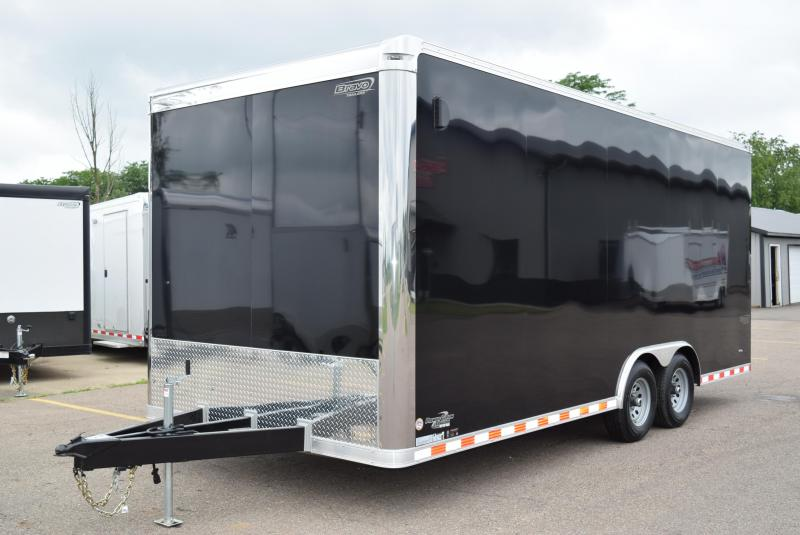 2020 BRAVO 8.5x20 STAR ENCLOSED CAR HAULER