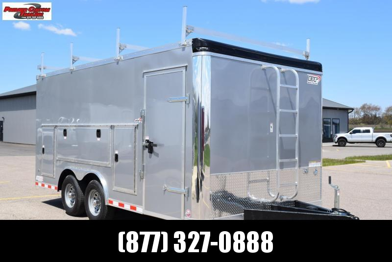 2020 BRAVO STAR 8.5x16 PRO SERIES CONTRACTOR TRAILER