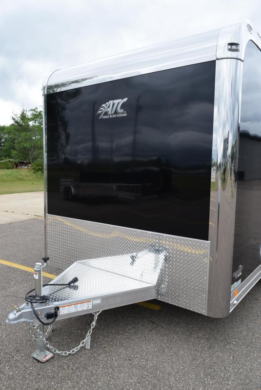 ATC 7.5x14 QUEST MC300 ENCLOSED MOTORCYCLE TRAILER