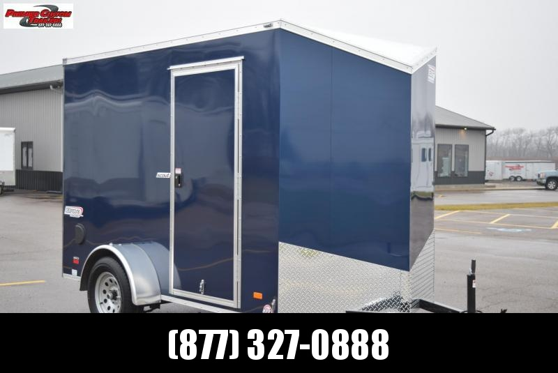 2021 BRAVO 6x10 SCOUT ENCLOSED CARGO TRAILER