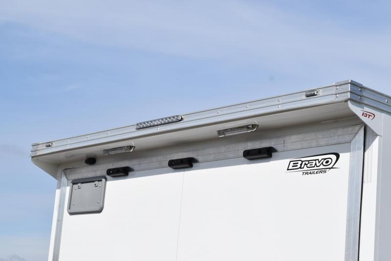 2021 BRAVO 24' STP ENCLOSED RACE TRAILER