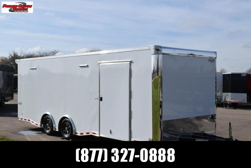 2021 BRAVO 24' STP ENCLOSED RACE TRAILER