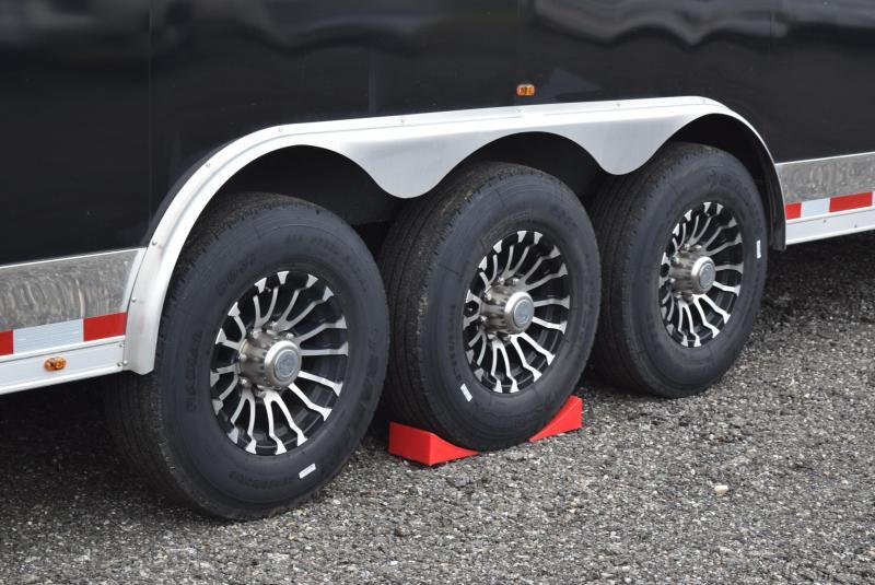 2019 MILLENNIUM 53' GOOSENECK ENCLOSED CAR HAULER