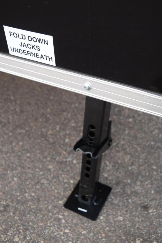 BRAVO 6x12 SCOUT ENCLOSED CARGO TRAILER