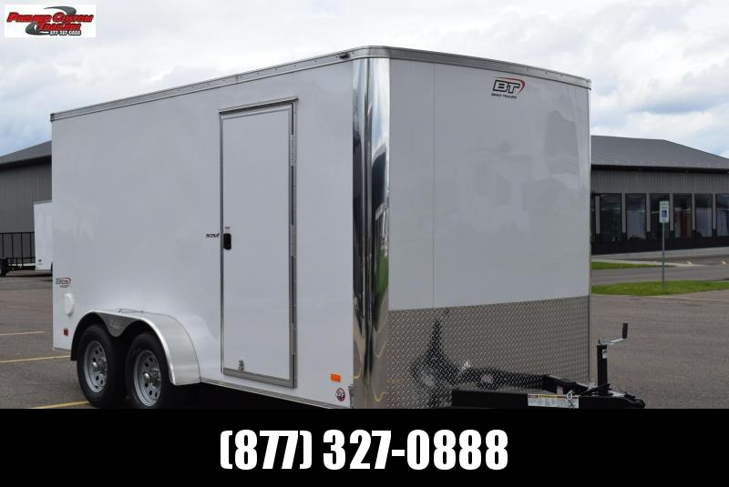 BRAVO 7x14 SCOUT ENCLOSED CARGO TRAILER