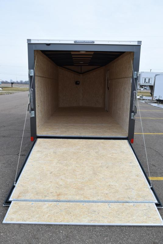 BRAVO 7x16 SCOUT ENCLOSED CARGO TRAILER