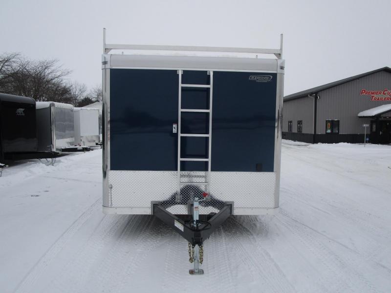BRAVO 8.5x16 CUSTOM CONTRACTORS TRAILER w/ 14K GVWR