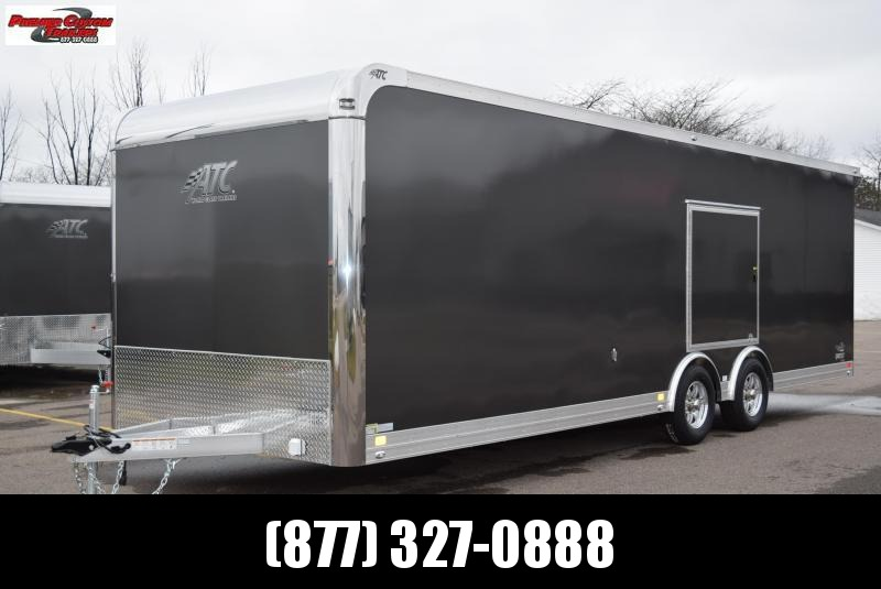 ATC 26' ALL ALUMINUM RACE HAULER w/CH205 PACKAGE