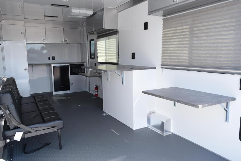 ATC 20' QUEST MOBILE OFFICE TRAILER