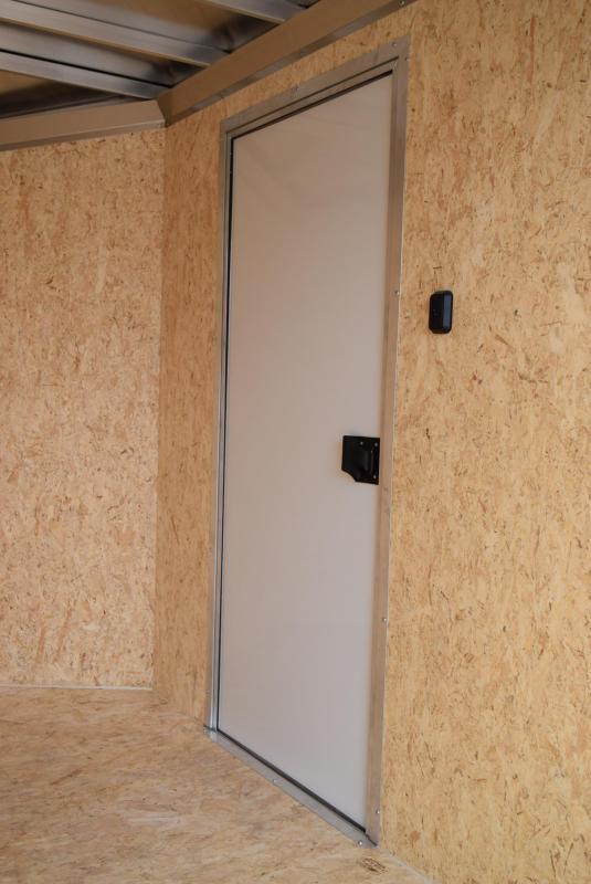 ATC 6x10 RAVEN LIMITED ALUMINUM CARGO TRAILER w/ REAR DOUBLE DOORS