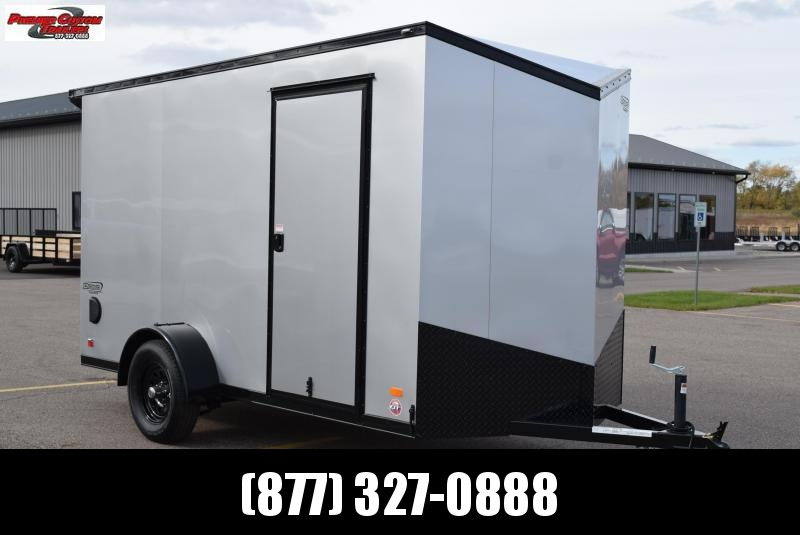BRAVO 6x12 SCOUT *MIDNIGHT EDITION* ENCLOSED CARGO TRAILER