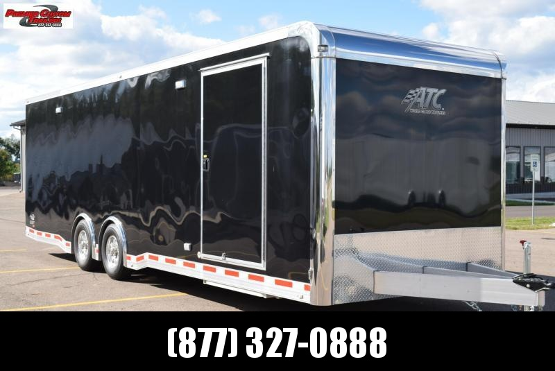 ATC 28' ALL ALUMINUM RACE HAULER w/CH305 PACKAGE