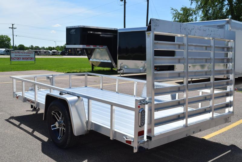 2021 SPORT HAVEN 6x12 DELUXE SERIES UTILITY TRAILER