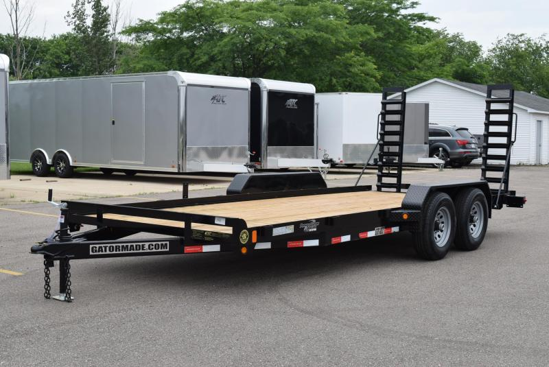 2020 GATORMADE 18' GT-XT EQUIPMENT TRAILER
