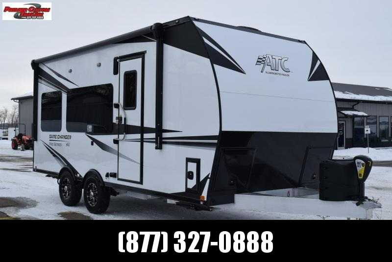 ATC 20' GAME CHANGER PRO SERIES TOY HAULER
