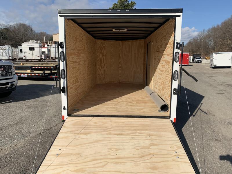 2021 Rock Solid Cargo 7x12TA Enclosed Cargo Trailer