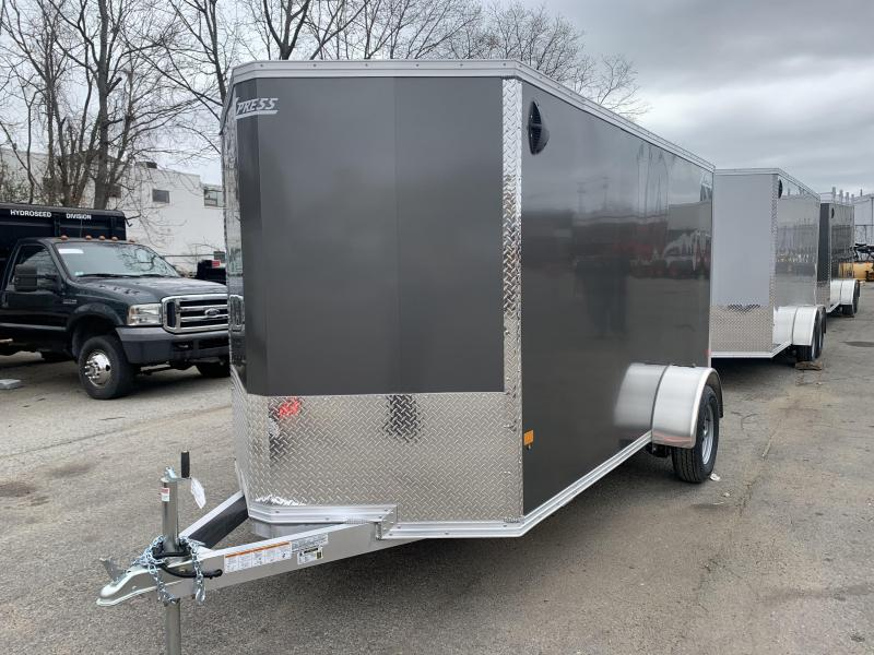 2021 High Country XPRESS 6X12 SA Enclosed Cargo Trailer