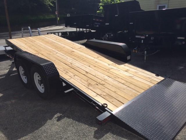 2020 Sure-Trac 82 X 18 10K Tilt Bed Equipment Equipment Trailer