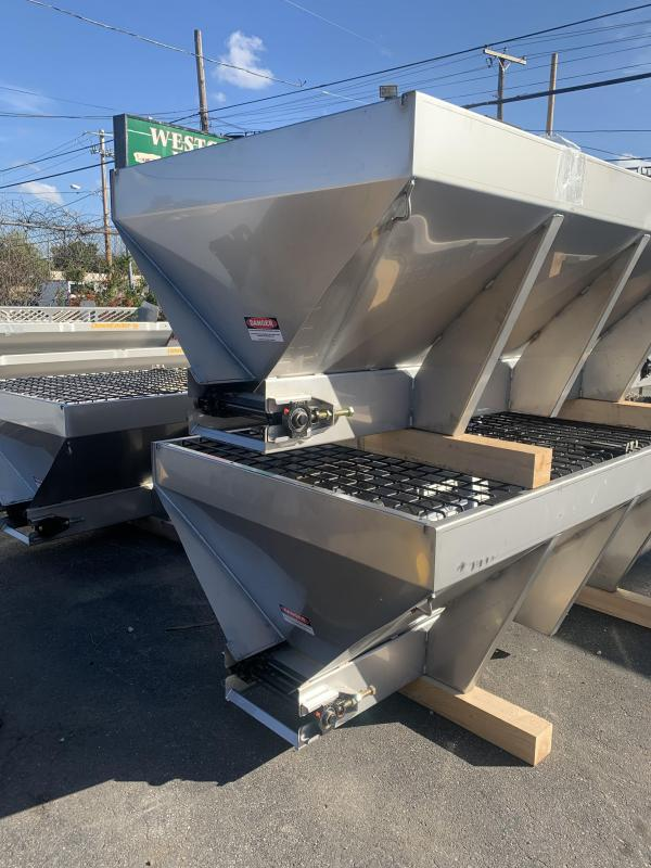 2021 DownEaster Mfg DS2008E-S1 2. YARD Other Trailer