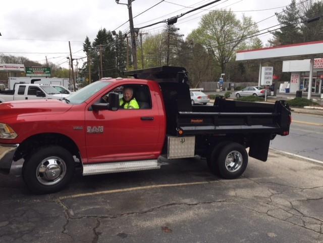 "2020 Downeaster 9'3"" 13"" sides Mason Dump Truck Bed"