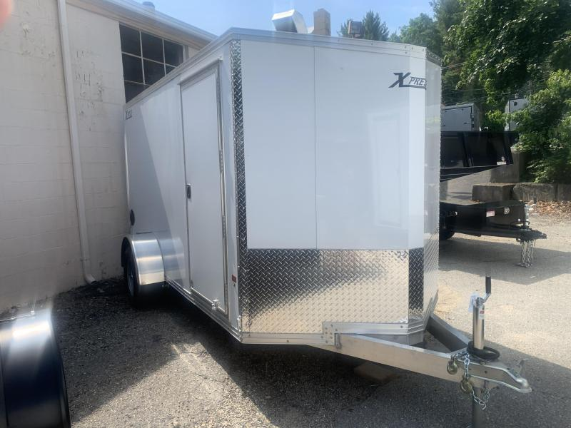 2020 High Country XPRESS 6X12 SA Enclosed Cargo Trailer