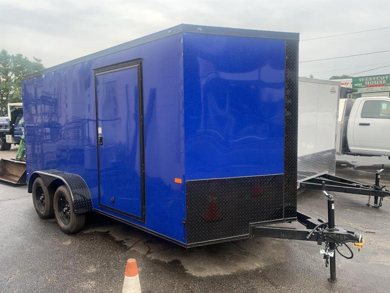 2020 Rock Solid Cargo 7x14TA Enclosed Cargo Trailer