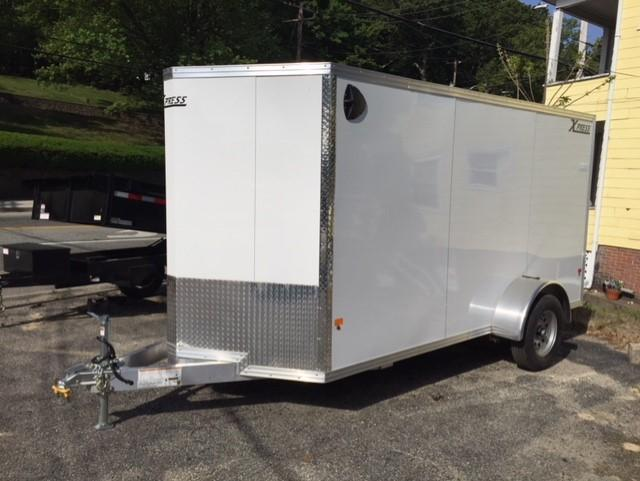 2022 High Country Trailers XPRESS6x12 Enclosed Cargo Trailer