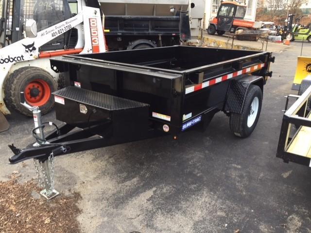 2020 Sure-Trac 5 X 8 5K Low Profile Homeowner Dump Trailer