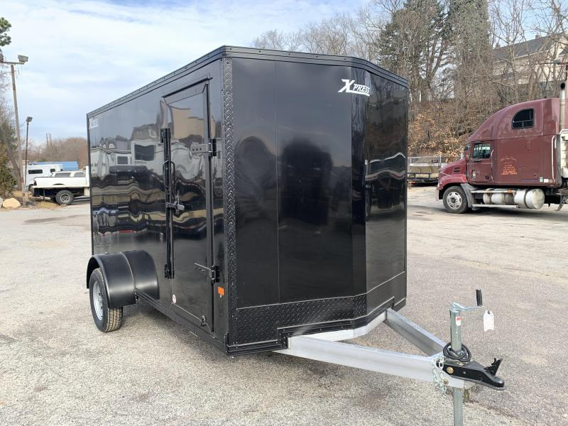 2020 High Country XPRESS6X12IF SA Enclosed Cargo Trailer