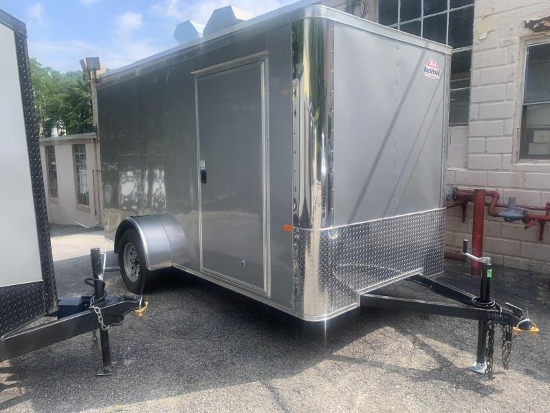 2020 Rock Solid 6x12 Enclosed Cargo Trailer