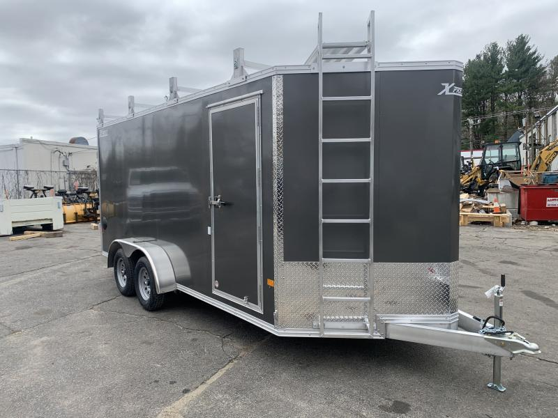 2021 High Country Trailers XPRESS 7x16 Enclosed Cargo Trailer