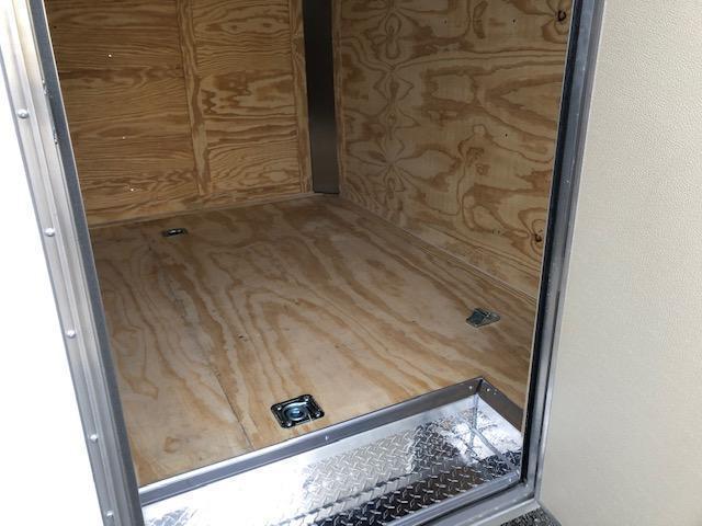 2021 Rock Solid Cargo 8.5x16 Enclosed Cargo Trailer