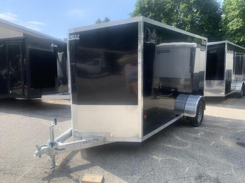 2020 High Country XPRESS 6X12 SA Enclosed Cargo Trailer