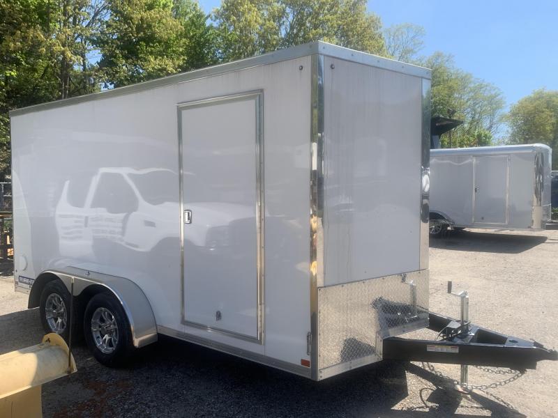2020 Sure-Trac 7 X 14 PRO SERIES WEDGE ENCLOSED TRAILER Enclosed Cargo Trailer