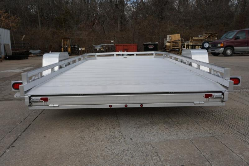 "2020 Aluma 77""x12' 25th Anniversary Edition Utility Trailer - 3.5K"