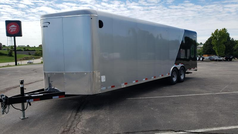 USED 2019 Sharp Mfg. 26' Enclosed Trailer - 14k
