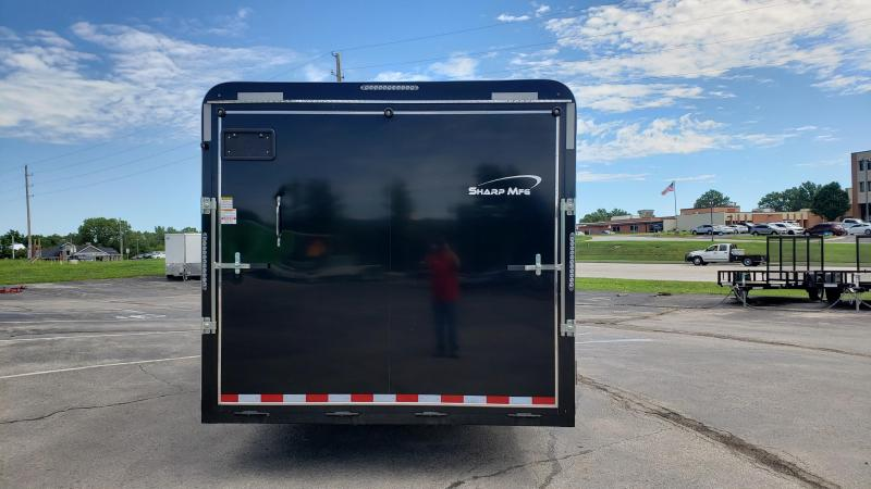 USED 2019 Sharp Mfg. 26' Enclosed Trailer - 14k