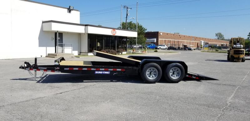 "2020 Sure-Trac 82""x20' Equipment Tilt Trailer - 14k"